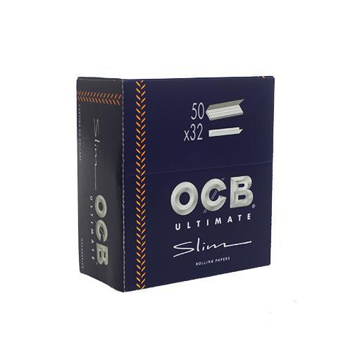 Rolling Papers OCB Ultimate Slim King Size 50 Pack