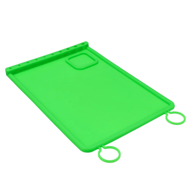 Silicone Dab Mat with Hook