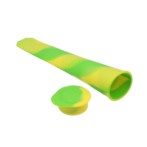Silicone Ice Pop Mold with Lid 8""