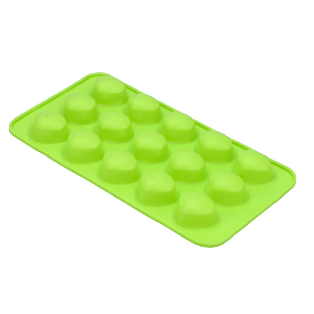 Silicone Ice Cube Tray 3 Piece Set