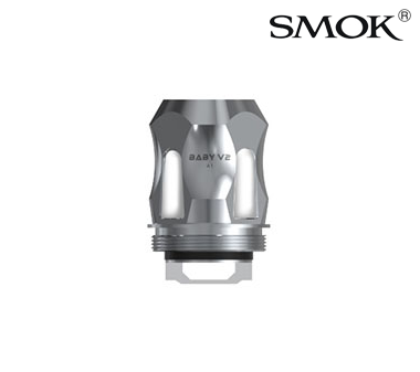 Smok TFV8 Baby V2 A1 0.17 ohm Single Coil 3 Pcs Stainless