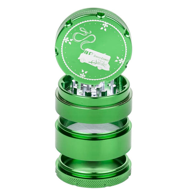 Up In Smoke Aluminum Grinder 50mm