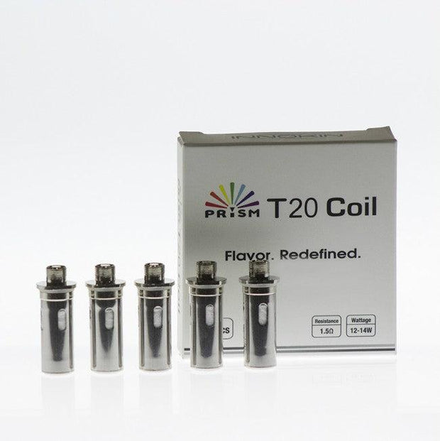 Endura T20 Coil 1.5ohm(12-14W) Pack of 5