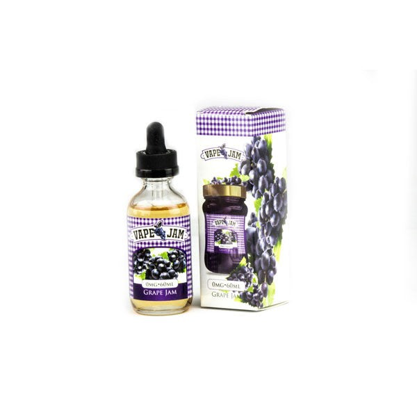 E-Juice Vape Jam Grape Jam