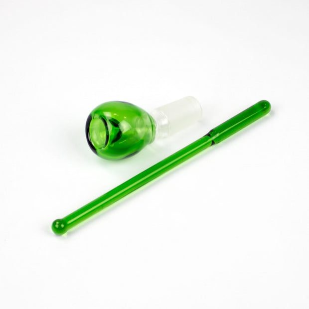 Concentrate Bowl Set Green