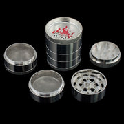 Grinder Metal Logo 5 Stage 50mm