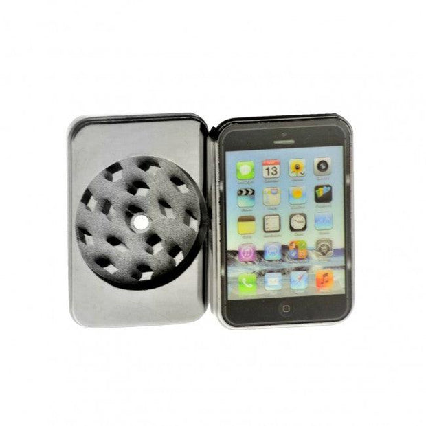 Grinder Cellphone