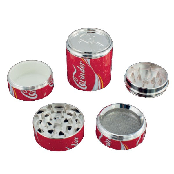 Grinder - Assorted Pop/Beer Can