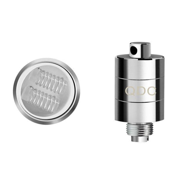 Yocan Loaded Coil Pack of 5 Quartz Dual Coil
