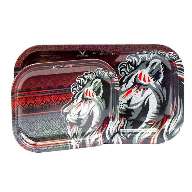 Rolling Tray First Earth Lion