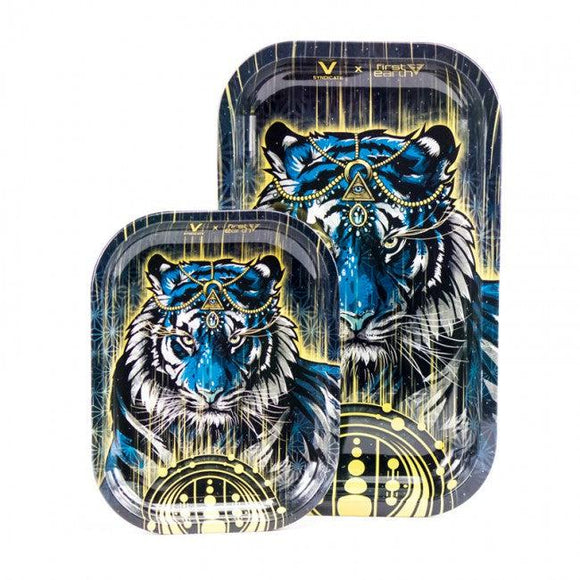 Rolling Tray First Earth Tiger