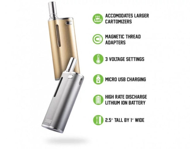Vaporizer Exxus Snap VV Feature-1