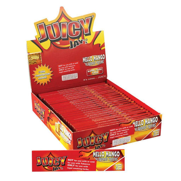 King Size Flavoured Rolling Papers