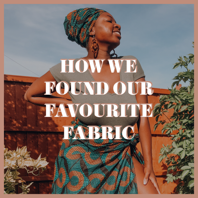 The Story Behind Our Favourite Ankara Fabric