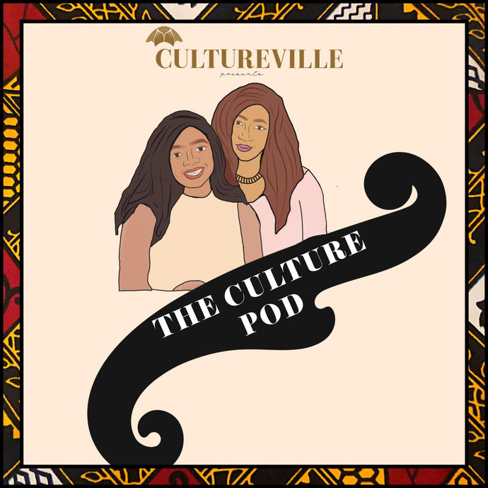 Culture Pod : Season 2 Episode 4 | Use the stones they throw at you to build a house ft Codilia Gapare