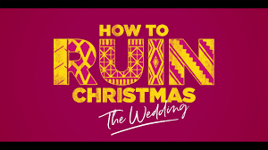 How to Ruin Christmas in African Print Pattern
