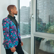 Load image into Gallery viewer, Adedeji African Print Blazer