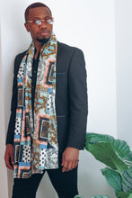 Load image into Gallery viewer, Feyi Patchwork Scarf