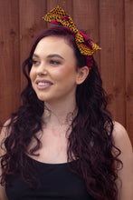 Load image into Gallery viewer, Lara African Print Ankara Bow Headband