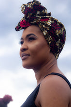 Load image into Gallery viewer, Oti Ankara Head Wrap