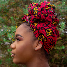 Load image into Gallery viewer, Ana African Print Ankara Head Wrap