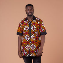 Load image into Gallery viewer, Teju Short Sleeved Shirt