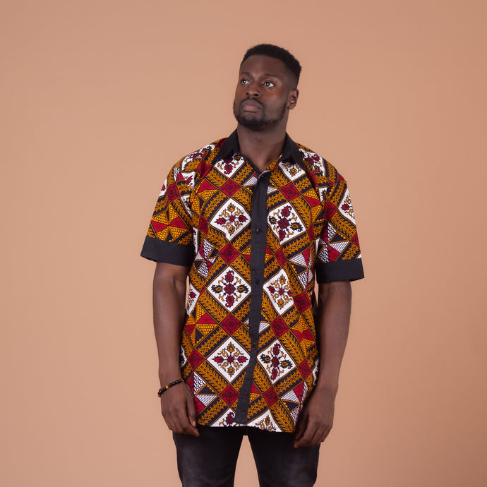 Teju Short Sleeved Shirt