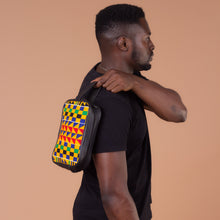 Load image into Gallery viewer, Kente African Print Pouch