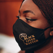 Load image into Gallery viewer, Black Lives Matter Face Mask