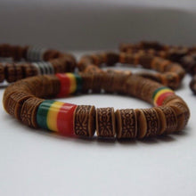 Load image into Gallery viewer, Kofi Brown Beaded Bracelet