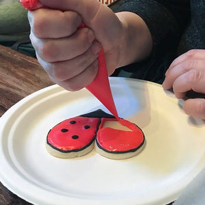 Valentine's Cookie Decorating
