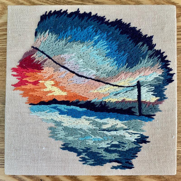 Scenic Embroidery