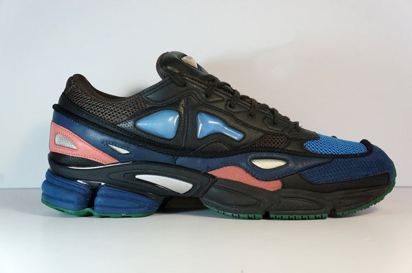 aaada6f71ab Raf Simons x Adidas Ozweego 2 Black   Brown   Green – Throwback