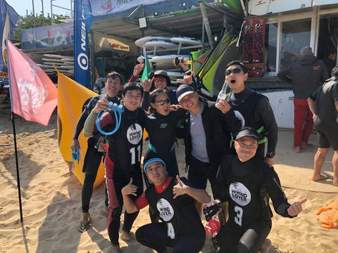 windsurf family hiwindlover