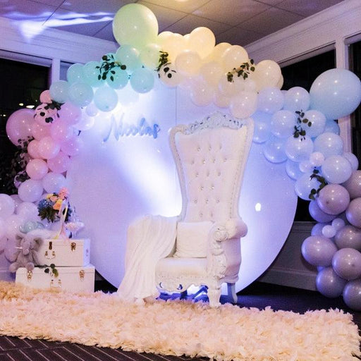 16ft Pastel Balloon Arch and Garland Kit - Shimmer & Confetti