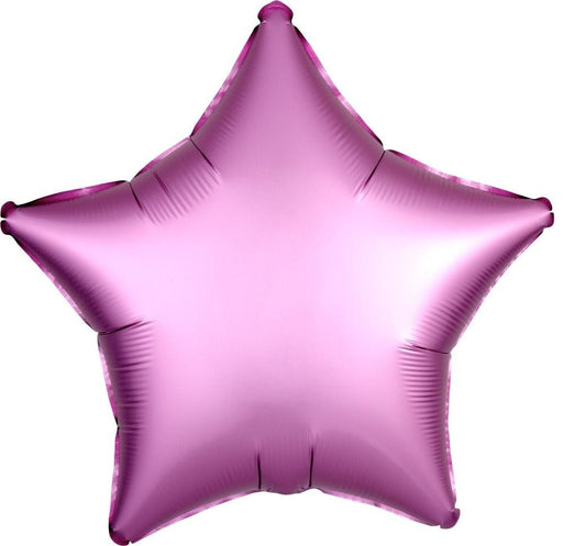 18-inch Satin Flamingo Star-Shaped Foil Balloon balloon arch and garland shimmer and confetti balloons unicorn baby shower bridal shower party supplies birthday decoration first