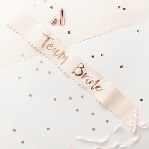 Bridal Shower Bridal Party Sash Set balloon arch and garland shimmer and confetti balloons unicorn baby shower bridal shower party supplies birthday decoration first