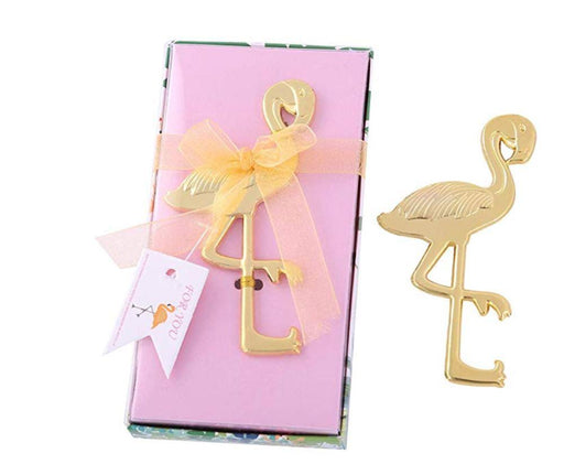 Gold Flamingo Tropical Bottle Opener balloon arch and garland shimmer and confetti balloons unicorn baby shower bridal shower party supplies birthday decoration first
