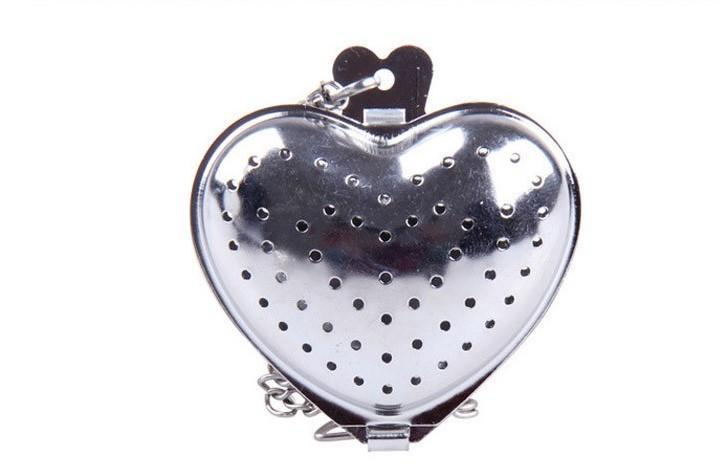 Heart-Shaped Tea Strainer in Organza Bag balloon arch and garland shimmer and confetti balloons unicorn baby shower bridal shower party supplies birthday decoration first