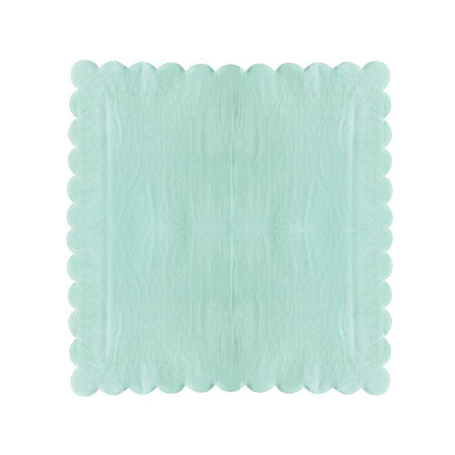 Mint Party Napkins 12ct - Shimmer & Confetti