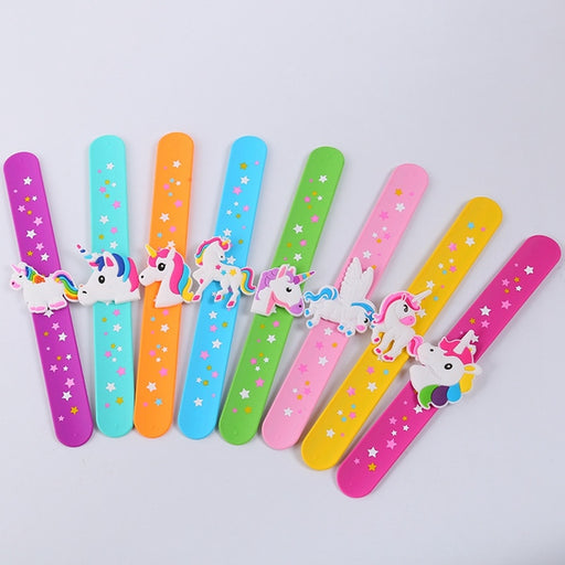 Unicorn Wrist Bands for Kids