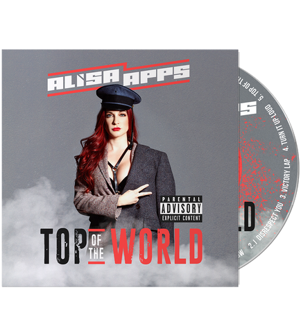 Top Of The World (CD) Cover