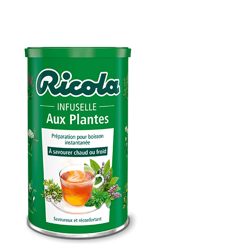 Ricola infusion d'herbes