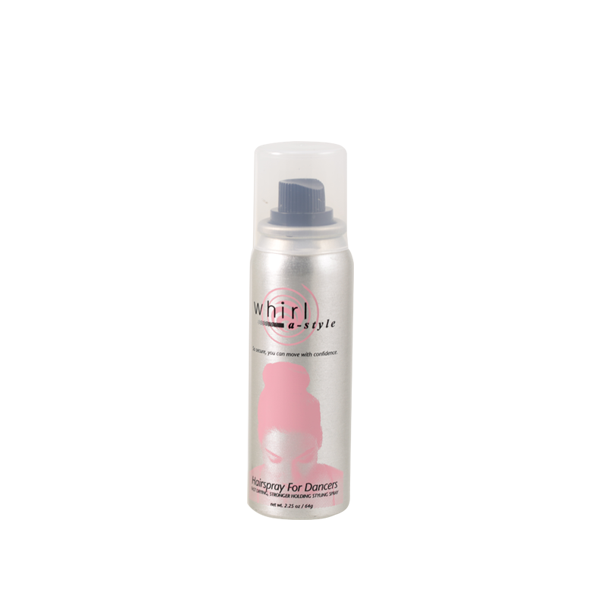 Hairspray for Active Women and Dancers