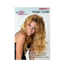 Tight Spiral Curl--Magic Curler for Long Hair
