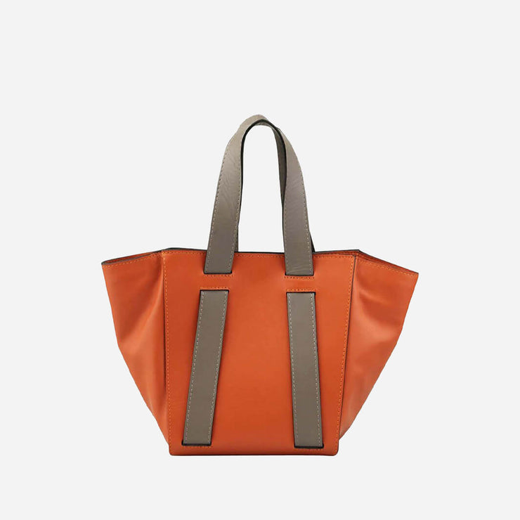 The Small Structured Tote