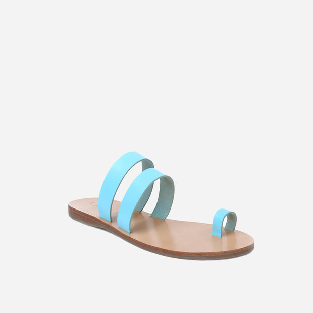 The Classic Toe-Loop Greek Sandal