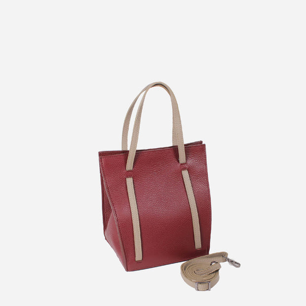 The Julia Small Tote Bag