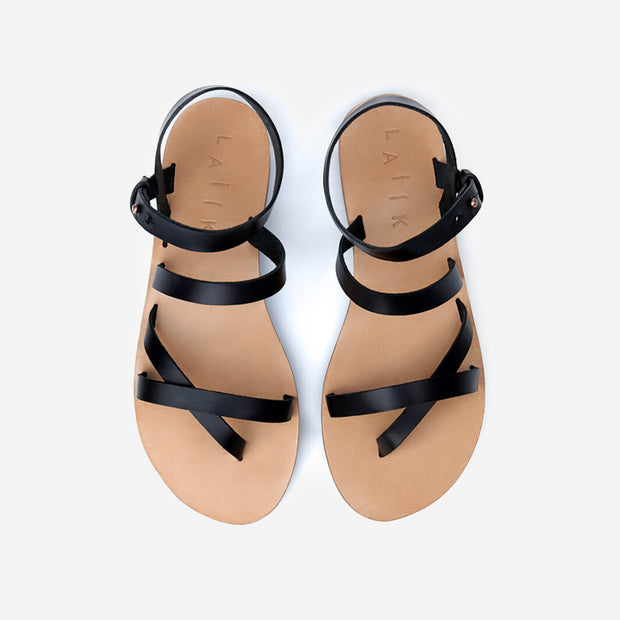 Gladiator Leather Sandal, made in Greece