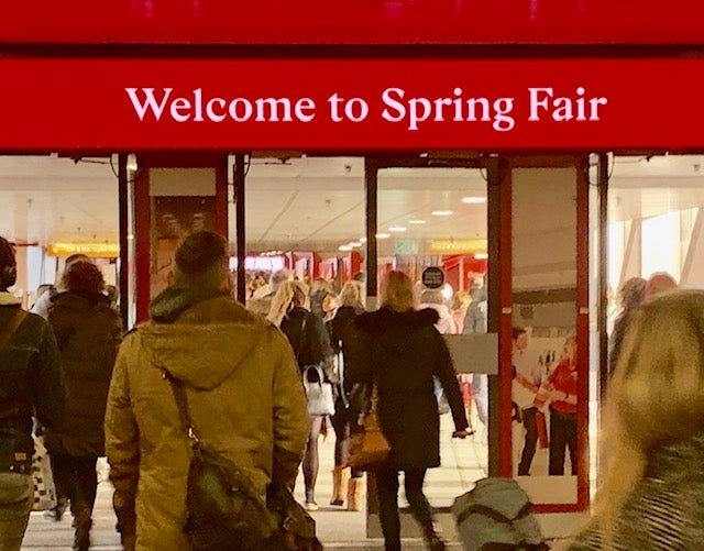 Spring Fair 2019, a trade show like no other